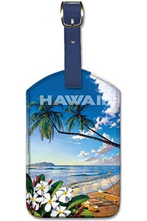 Pacifica Island Art Reisetaschen - Westmoreland Gepäckanhänger aus Kunstleder