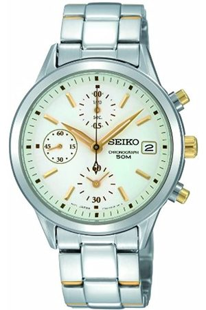 Seiko Quarz Damen-Armbanduhr chronograph SNDY41P1