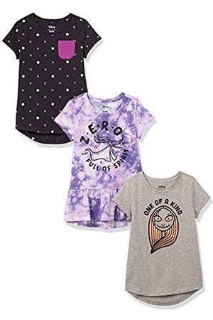 Spotted Zebra Mädchen T-Shirts - Disney Star Wars Marvel Frozen Princess Short-Sleeve Tunic T-Shirt