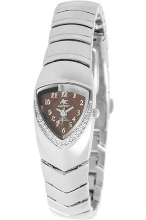 Akzent Damen-Armbanduhr XS Analog Quarz Verschiedene Materialien SS7127000029