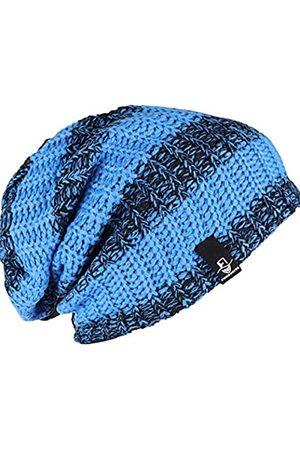 FORBUSITE Slouchy Lange Oversize-Mütze für Herren, Strickmütze für Sommer und Winter
