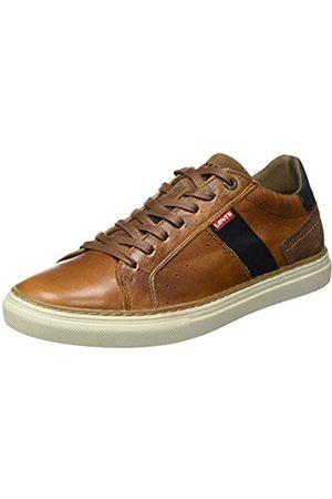 Levi's Diese lässigen Sneaker sind gerade raffiniert genug für einen elegant lässigen Look und bestehen außen aus Leder