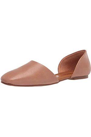 Lucky Brand Damen Drowe Ballerinas, Braun (Latte)
