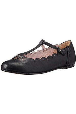 Bettie Page Damen BP100-MAILA Flache Sandale