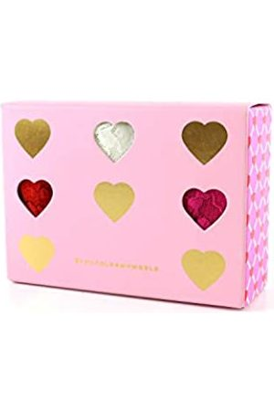 Hanky Panky Heart Original Rise 3-Pack Mars Red/Ivory/Venetian Pink One Size