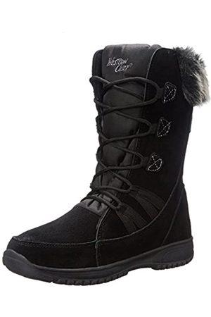 Western Chief Women's Ellie Snow Boot, Black