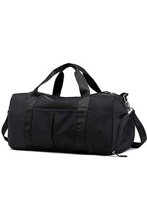 forestfish Sporttasche Reisetasche mit trockenem Nassfach & Schuhfach für Damen und Herren - EA001-01#A01