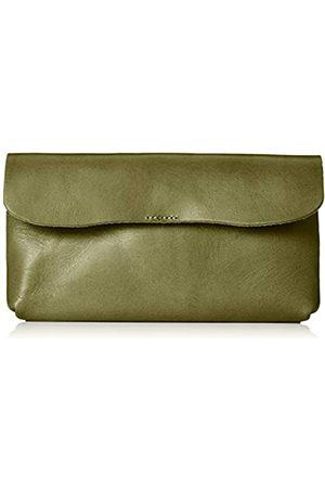 Naniwa Leather Unisex-Erwachsene L-20156 Faltbare Brieftasche