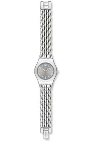 Swatch Damen-Armbanduhr Refined Glitter YLS170G