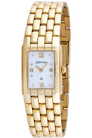 ORPHELIA Damen-Armbanduhr Analog Quarz mon-7028