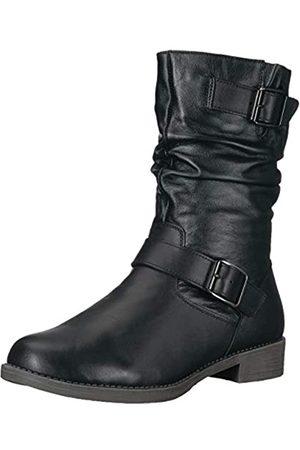 Propet Propet Women's Tatum Slouch Mid Calf Boot, Black