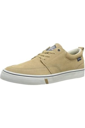 Huf Herren Ramondetta Pro Skate Schuh, Beige (Khaki/verblasstes Marineblau.)