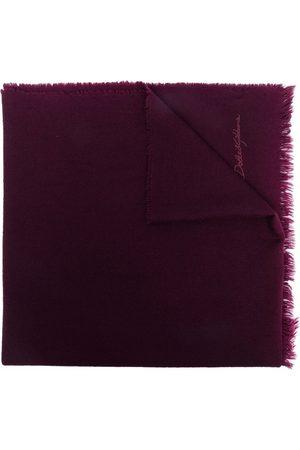 Dolce & Gabbana Herren Schals - Logo-embroidered cashmere scarf