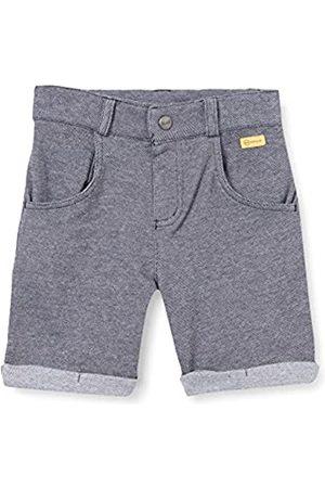 Steiff Jungen Bermuda Shorts - Jungen Bermudas, Navy
