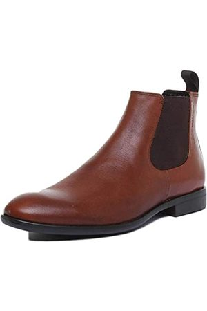 Vagabond Herren Chelsea Boots - Herren Harvey Chelsea Boots, (Cognac 27)