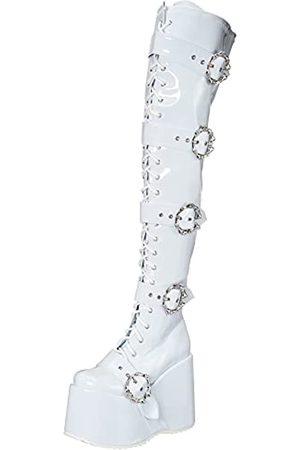 Ellie Shoes Damen 500-KAMORA-WHT-6