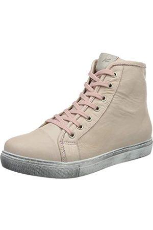 Andrea Conti Damen 0341733 Sneaker, Rose/Silbergrau