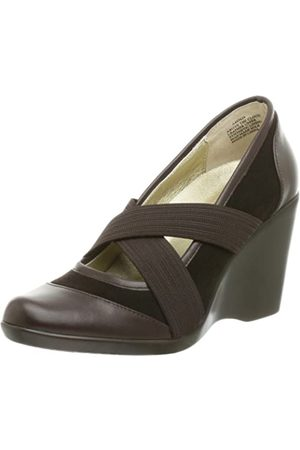 Kenneth Cole Damen Above The Cloud Mary Jane, (Coffee)