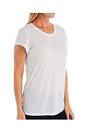 MICHAEL STARS Damen T-Shirts - Damen Brooklyn Jersey Short Sleeve Crew Neck Tee T-Shirt