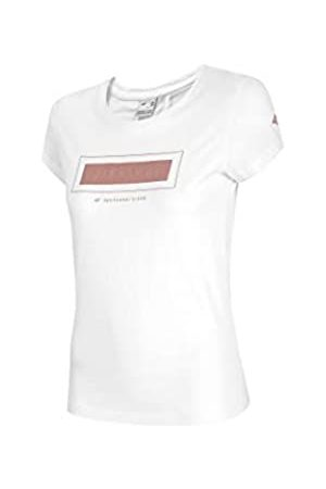 4F Womens H4L21-TSD034-10S_M T-Shirt