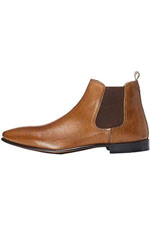 FIND Albany Herren, Chelsea Boots, (Tan)