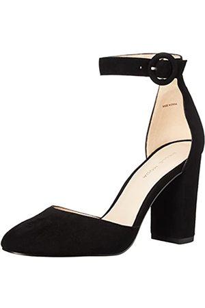 PELLE MODA Women's Fritz Dress Pump, Black