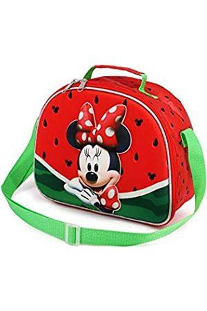 KARACTERMANIA Minnie Maus Wassermelone-3D Frühstückstasche
