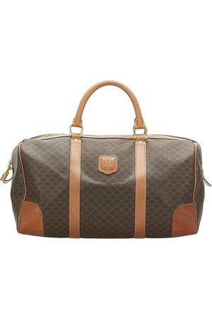 Céline Damen Geldbörsen & Etuis - Pre-owned Macadam Boston Bag Plastic , Damen, Größe: One size