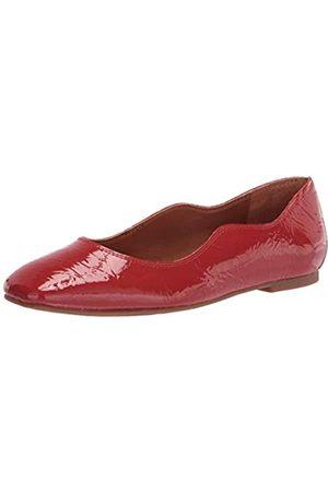Lucky Brand Dellie Ballerinas für Damen, (Rancho Red)