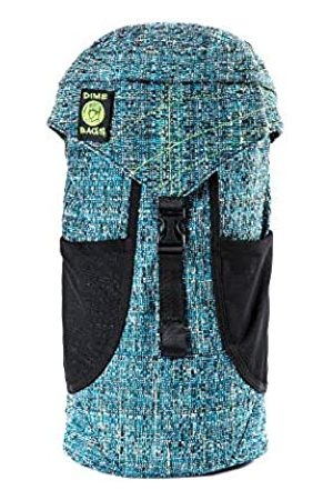 DIME BAGS Gepolsterter Umwandlungsschlauch fürschutz | diskreter Hanf-Rucksack (Blau) - 18CTGLA