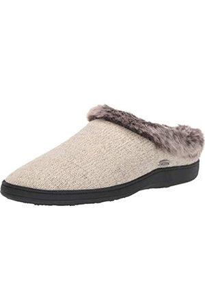 Acorn Chinchilla Clog Charcoal Heather Womens Slippers
