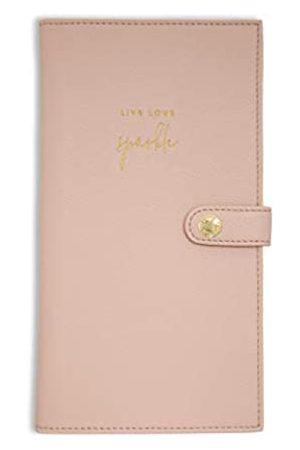 Katie Loxton Damen-Portemonnaie aus veganem Leder (Pink) - KLB914