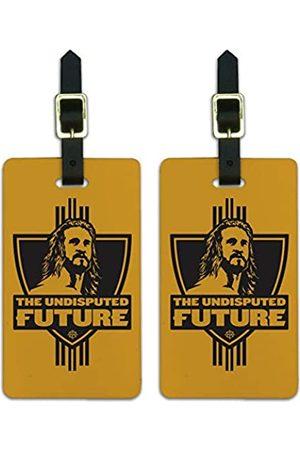 Graphics and More WWE Gepäckanhänger mit Aufschrift The Undisputed Future