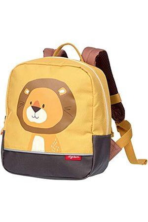 sigikid Mädchen und Jungen, Kinder-Rucksack mit Tiermotiv Forest, empfohlen für 2-5 Jährige, gelb