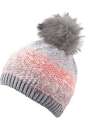 Chillouts Damen Mütze Shirley Hat Pudelmütze Strickmütze