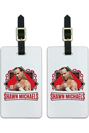 Graphics and More WWE Shawn Michaels Gepäckanhänger für Koffer