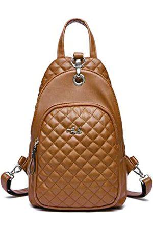 AMELIE GALANTI Kleiner Rucksack für Frauen, Rucksack Handtaschen, leicht, PU-Nylon