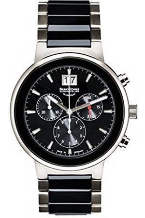 Soehnle Bruno Söhnle Damen Analog Quarz Uhr mit Keramik Armband 17-73134-752