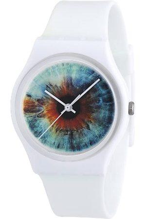 Swatch Damen-Armbanduhr Aquascape GZ238