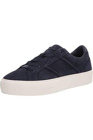 UGG Australia Damen Dinale Sneaker, Marineblau (Veloursleder)