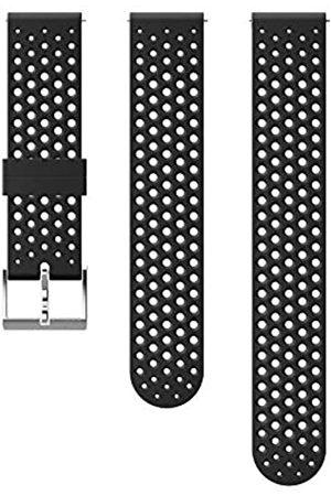 Suunto Ersatz-Uhrenarmband, für alle 3 Fitness Uhren, Silikon, Länge: 21,7 cm, Stegbreite: 20 mm, Inkl. Stifte zur Montage