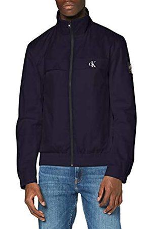 Calvin Klein Herren Zip Up Harrington Jacke