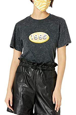 KENDALL + KYLIE Damen 90er Jahre Grafik-T-Shirt - Amazon Exklusiv