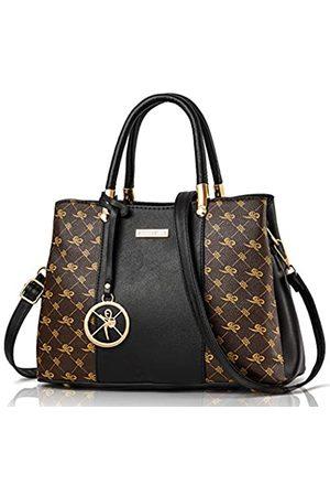 SULISO Damen Handtasche und Geldbörse