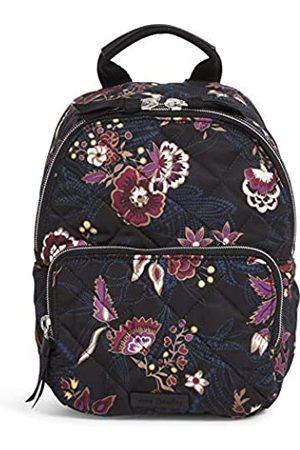 Vera Bradley Damen Iconic Mini Backpack, Performance Twill Rucksäcke