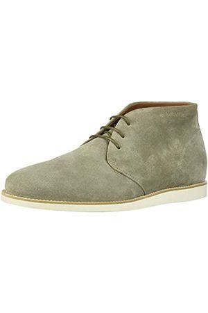 Aquatalia Trey Herren Chukka-Stiefel, Wildleder, Grn (graugrün)