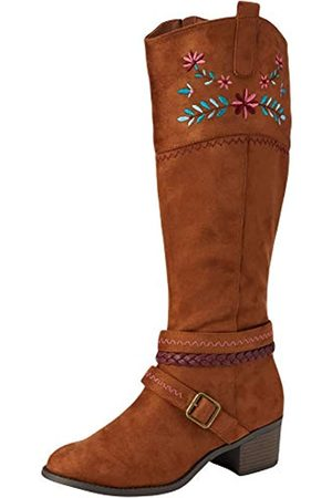 Joe Browns Damen California Dreams Embroidered Boots Mode-Stiefel