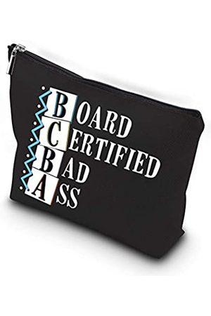 Generic WCGXKO Kosmetiktasche mit Reißverschluss, lustiges Verhaltensanalysator, Geschenk BCBA-Geschenkbrett