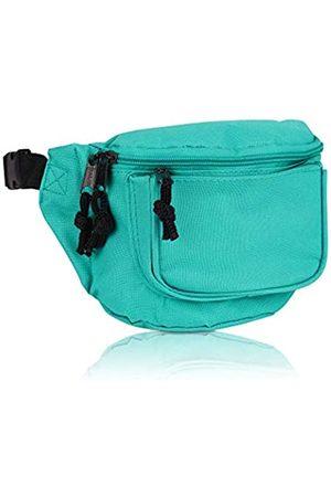 DALIX 3 Pocket Fanny Pack Money Pouch Concealer Runners Bag Waist Belt in