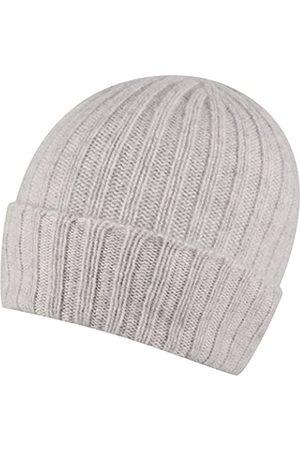 ScotlandShop Beanie-Mütze aus reinem Kaschmir